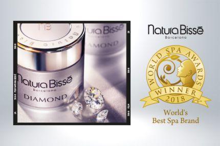 Natura Bisse – най-добрата СПА марка в света за 2018